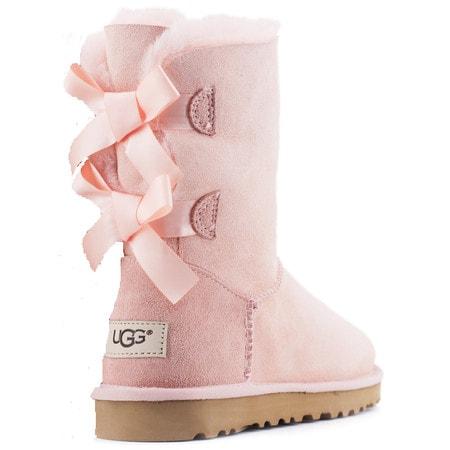 Угги UGG Bailey Bow II Pink