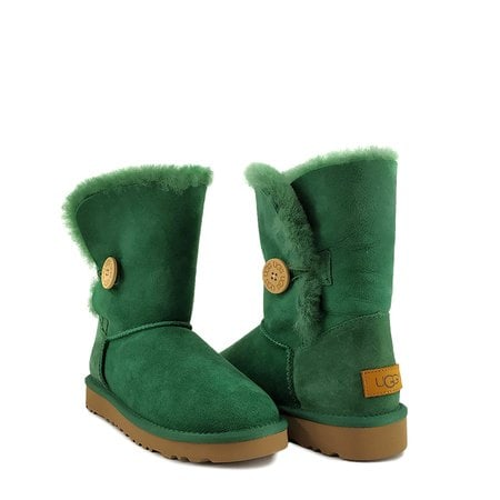 Угги UGG Bailey Button II Green