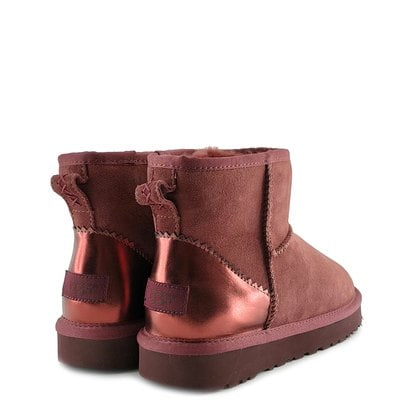 Угги UGG Classic Mini II Metallic Port