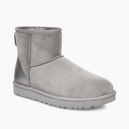 Угги UGG Classic Mini II Metallic Seal