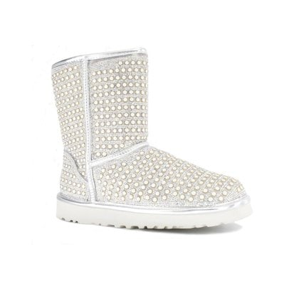 Угги UGG Classic Short Pearl White