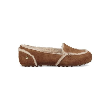 Мокасины UGG Hailey Loafer Chestnut