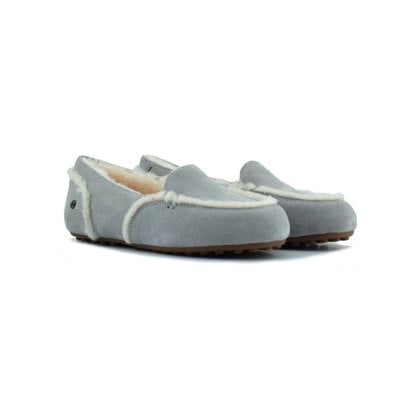 Мокасины UGG Hailey Loafer Light Grey