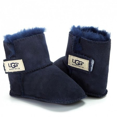 Пинетки UGG Infants Erin Navy