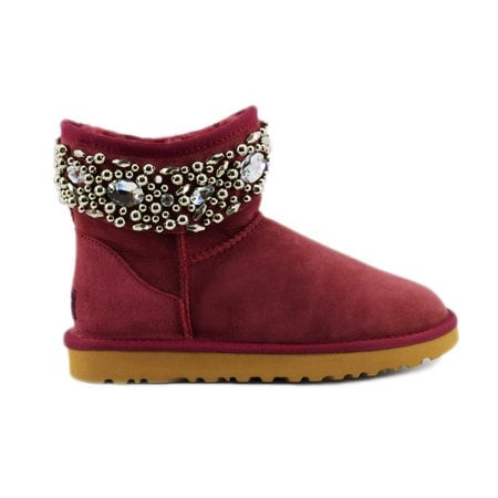Угги UGG Jimmy Choo Crystals Port