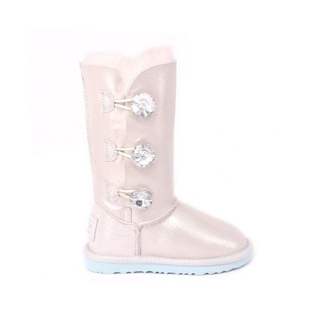 Угги UGG Kids Bailey Bling Triplet I Do White