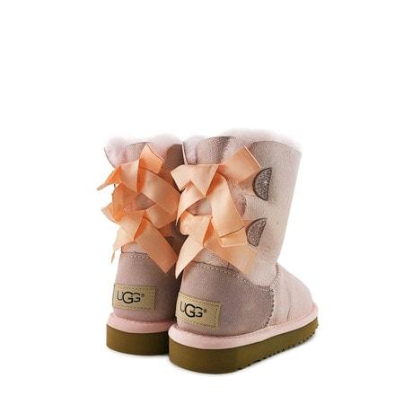 Угги UGG Kids Bailey Bow II Pink