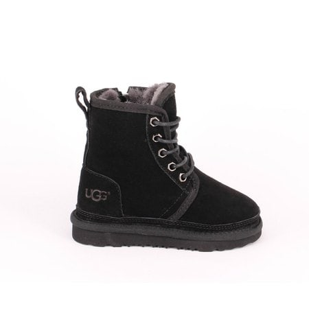 Ботинки UGG Kids Harkley Boots Black