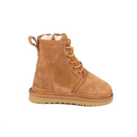Ботинки UGG Kids Harkley Boots Chestnut