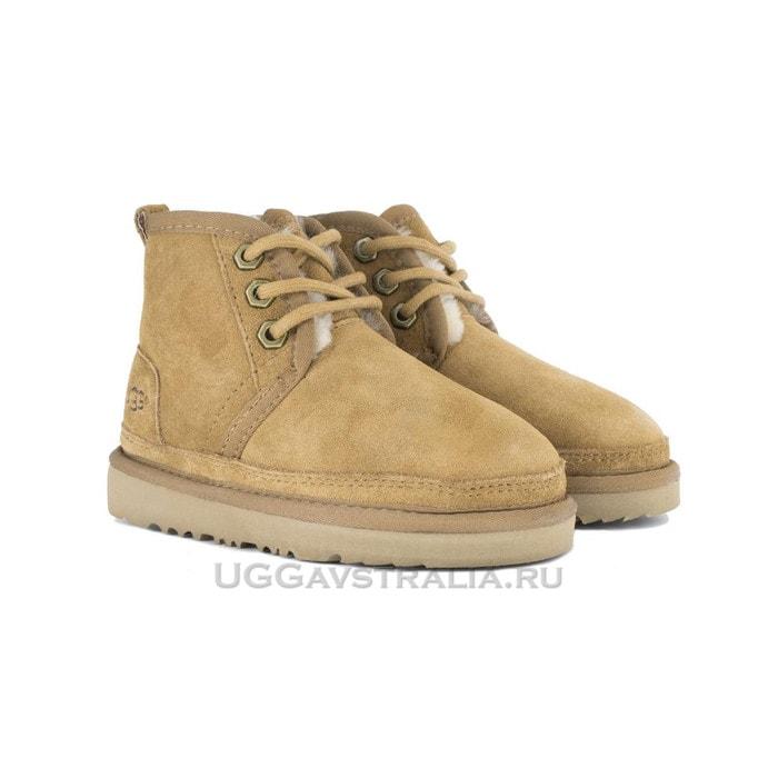 Детские ботинки UGG Kids Neumel Boots Chestnut