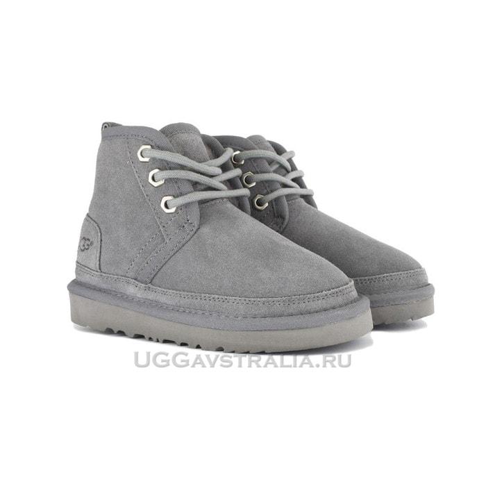 Детские ботинки UGG Kids Neumel Boots Grey