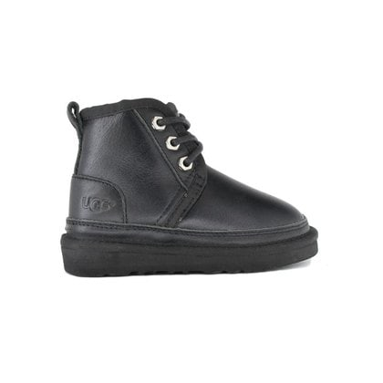 Ботинки UGG Kids Neumel Boots Metallic Black