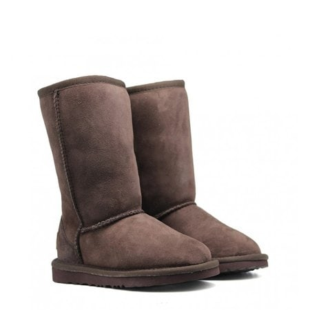 Угги UGG Kids Classic Tall II Chocolate