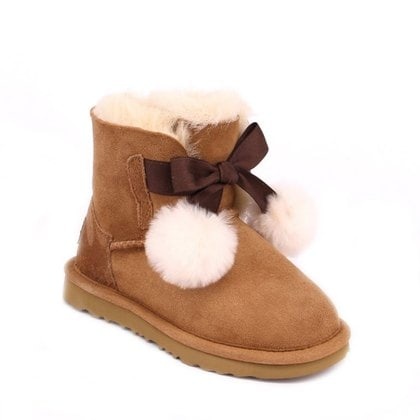 Угги UGG Kids Gita Chestnut