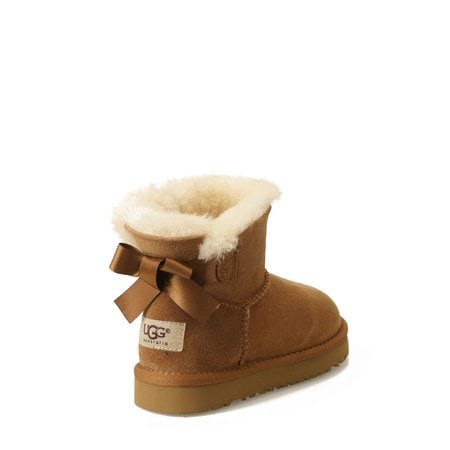 Угги UGG Kids Mini Bailey Bow II Chestnut