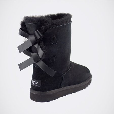Угги UGG Bailey Bow Black
