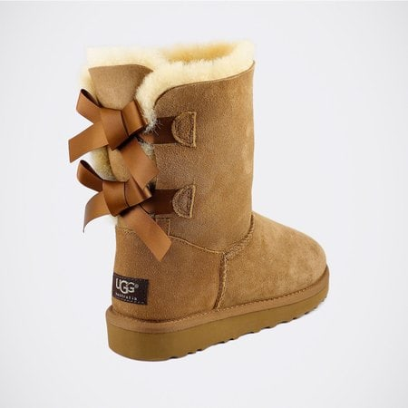 Угги UGG Bailey Bow Chestnut