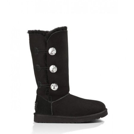 Угги UGG Bailey Bling Triplet Black