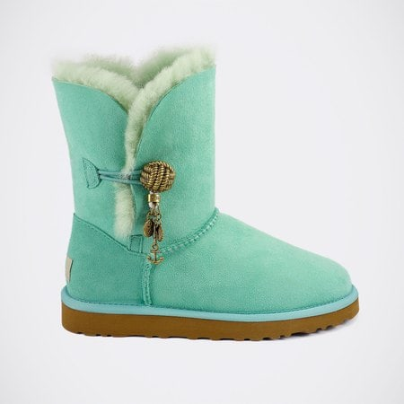 Угги UGG Bailey Button Briana Aqua