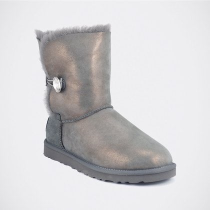 Угги UGG Bailey Bling Glitter Grey