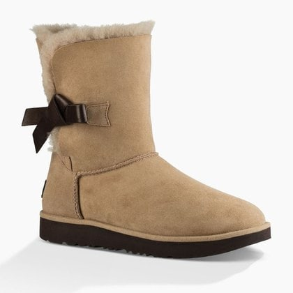 Угги UGG Classic Knot Natural