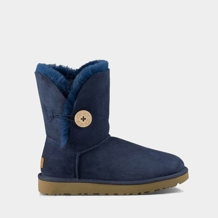 Угги UGG Bailey Button II Navy