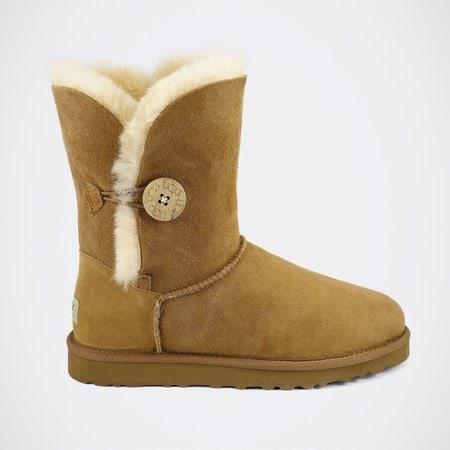 Угги UGG Bailey Button Chestnut