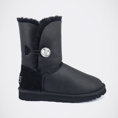 Угги UGG Bailey Bling Metallic Black