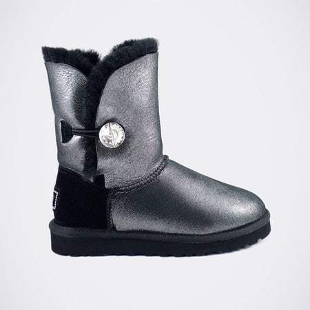 Угги UGG Bailey Bling Glitter Black