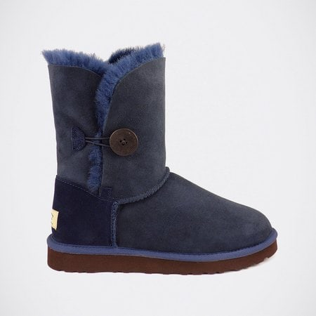Угги UGG Bailey Button Navy