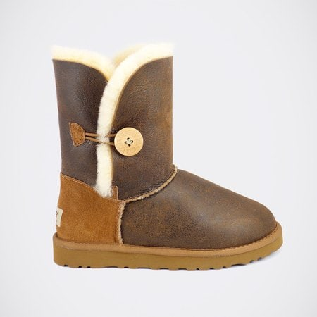Угги UGG Bailey Button Bomber Chestnut