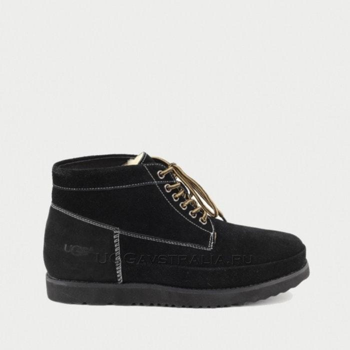 Мужские ботинки UGG Mens Bethany Black