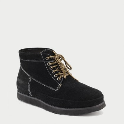 Ботинки UGG Mens Bethany Black