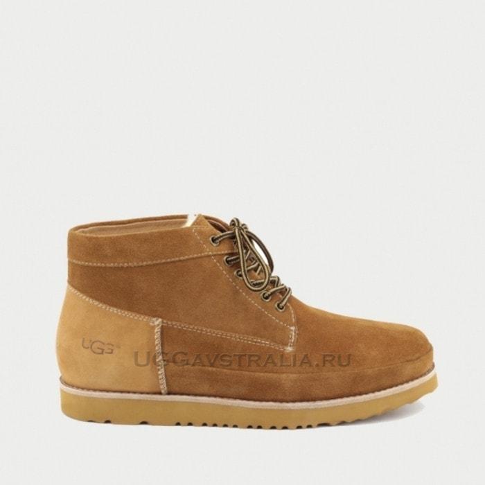 Мужские ботинки UGG Mens Bethany Chestnut