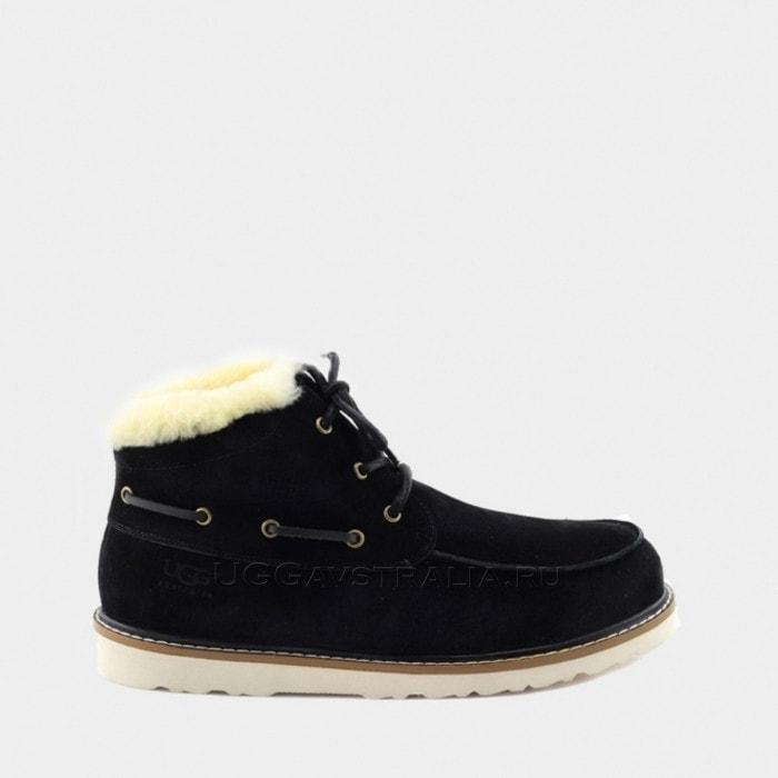 Мужские ботинки UGG Mens Ailen Boots Black