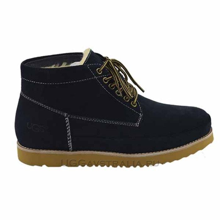Мужские ботинки UGG Mens Bethany Navy