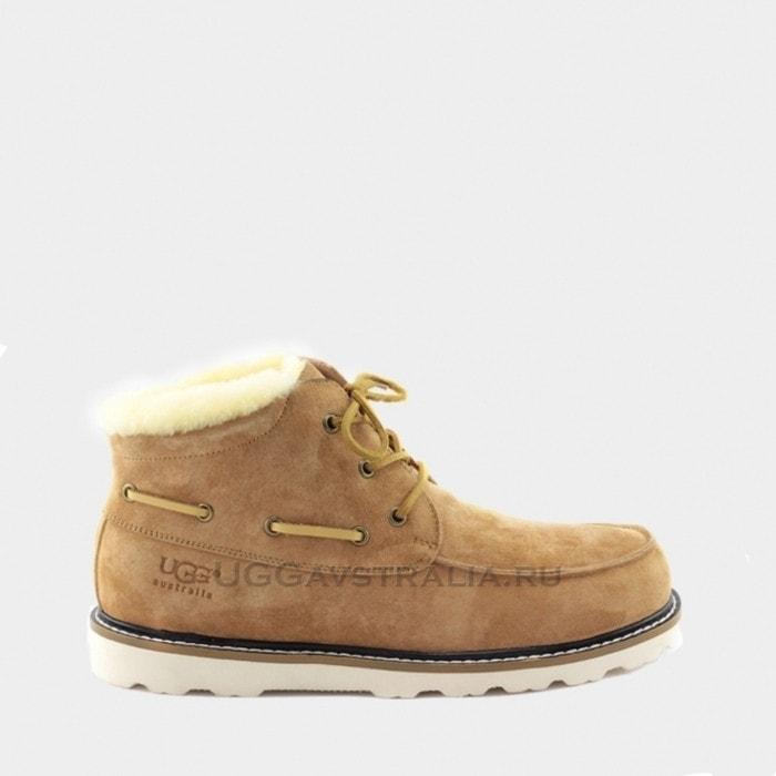 Мужские ботинки UGG Mens Ailen Boots Chestnut