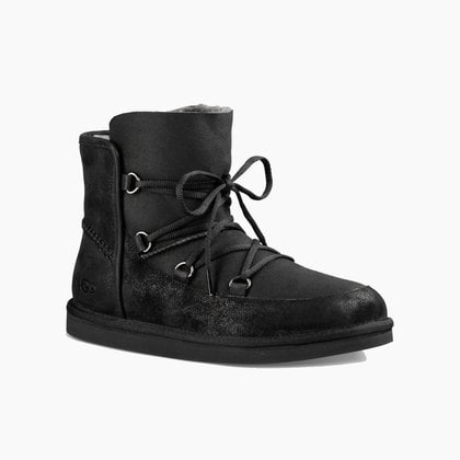 Полуботинки UGG Mens Levy Black