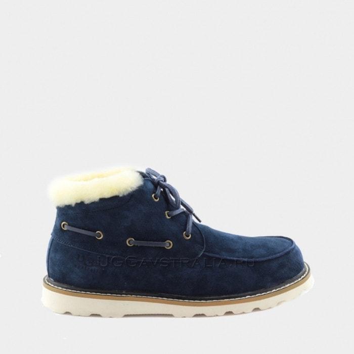 Мужские ботинки UGG Mens Ailen Boots Navy