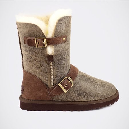 Угги UGG Dylin Bomber Chocolate
