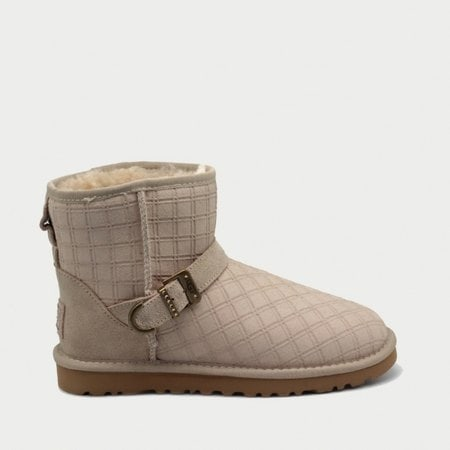 Угги UGG Marilu Double Diamond Sand