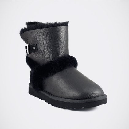 Угги UGG Airehart Leather Black