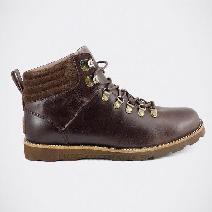 Мужские ботинки UGG Mens Capulin Boots TL Chocolate