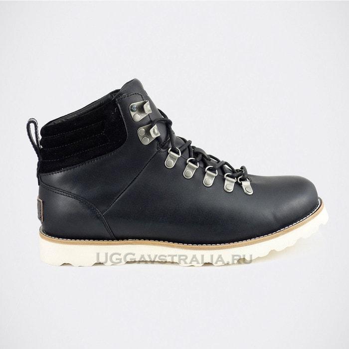 Мужские ботинки UGG Mens Capulin Boots Black