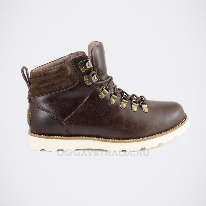 Мужские ботинки UGG Mens Capulin Boots Chocolate
