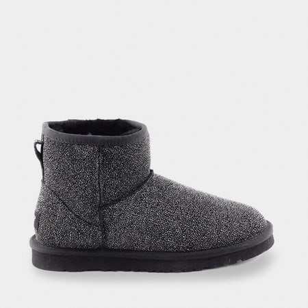 Угги UGG Classic Mini Serein Black