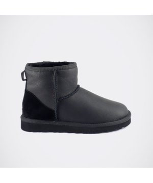Угги UGG Classic Mini Metallic Black