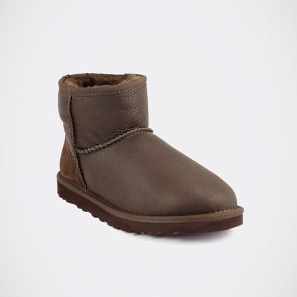 Угги UGG Classic Mini Metallic Chocolate