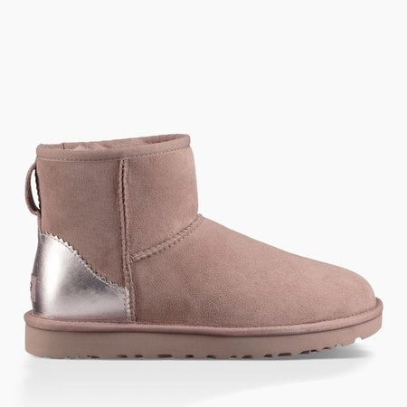 Угги UGG Classic Mini II Metallic Dusk