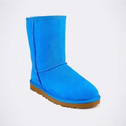 Угги UGG Classic Short Blue